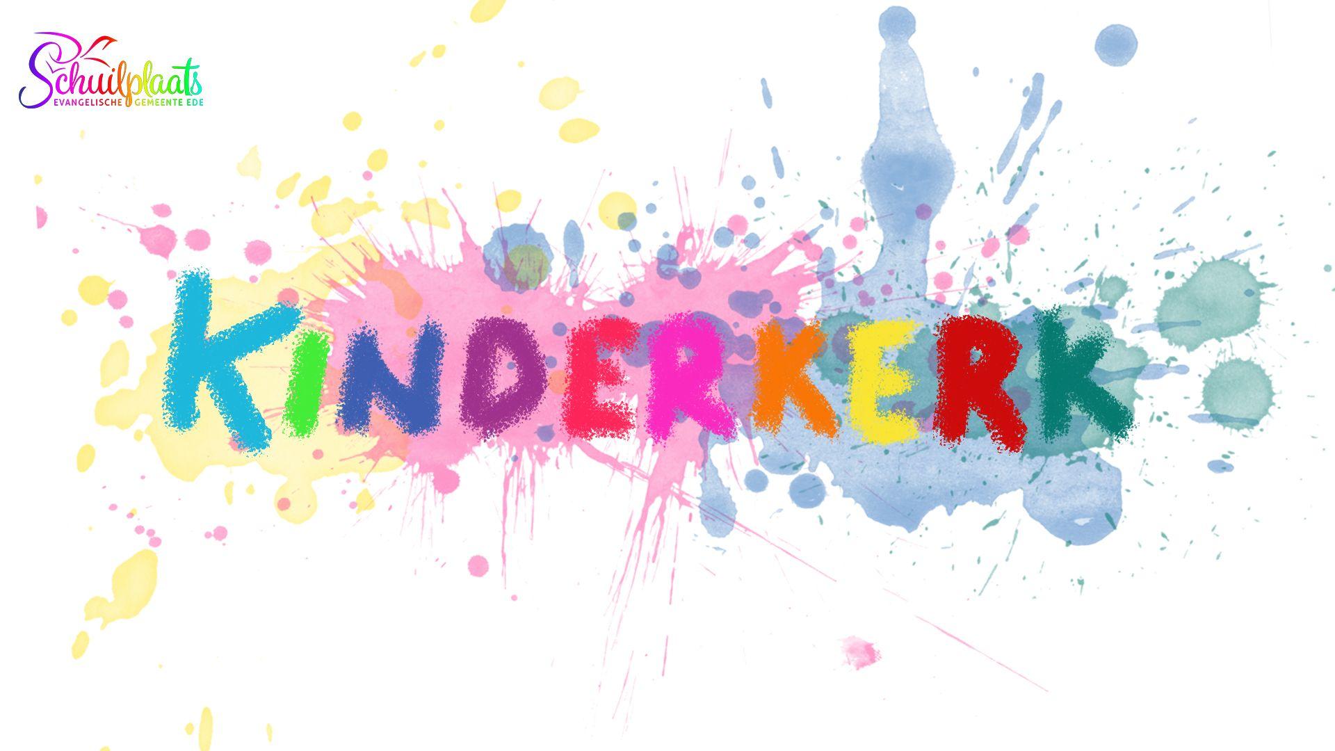 Livestream - Kinderkerk