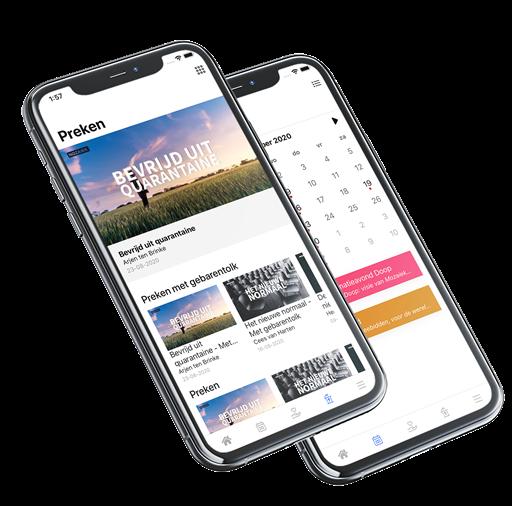 Nieuwe versie 'Mijn Schuilplaats' app