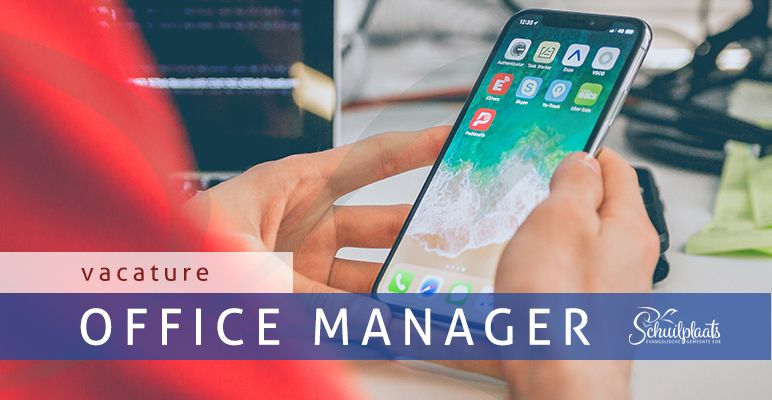 Vacature Officemanager
